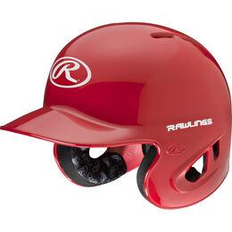 RPR High School/College Batting Helmet Scarlet