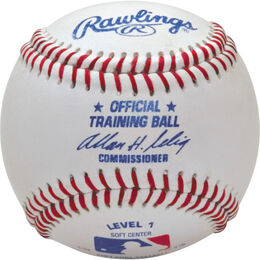 Official Size/Weight Training Baseballs
