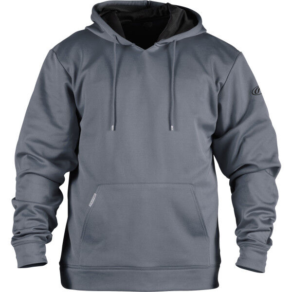 Adult Long Sleeve Hoodie Gray