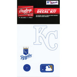 MLB Kansas City Royals Decal Kit