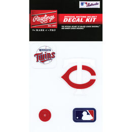 MLB Minnesota Twins Decal Kit