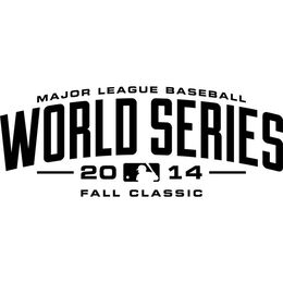MLB 2014 World Series Baseball