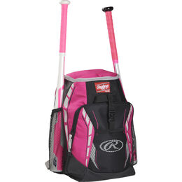 Youth Players Team Backpack Pink