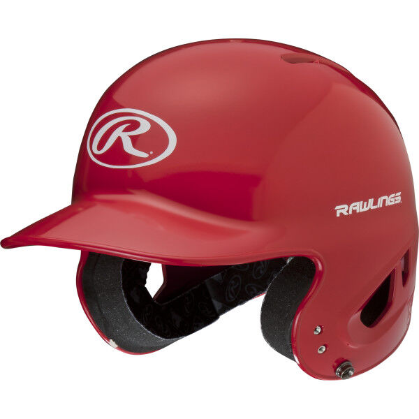 MLB Inspired T-Ball Batting Helmet Scarlet
