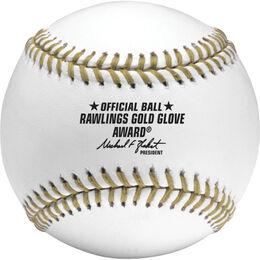 MLB Rawlings Gold Glove Baseballs