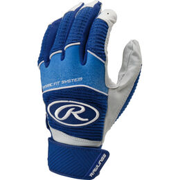 Youth Workhorse Batting Glove Royal
