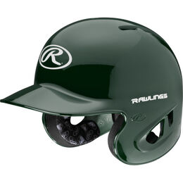 RPR High School/College Batting Helmet Dark Green