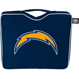 NFL Los Angeles Chargers Bleacher Cushion