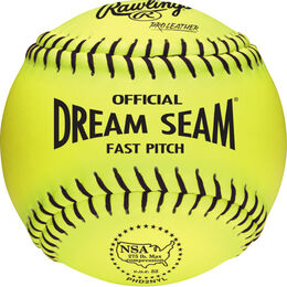 "NSA Official 12"" Softballs"