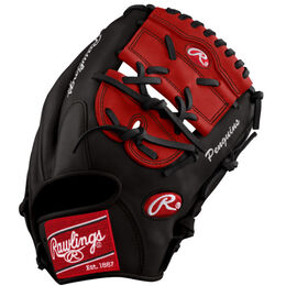 Red/Black Custom Glove