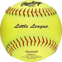 """Little League Official 12"""" Softballs"""