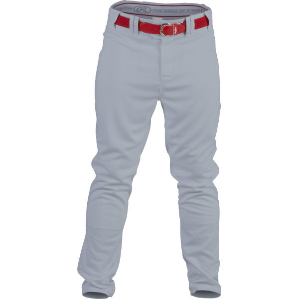 Adult Semi-Relaxed Pant Blue Gray