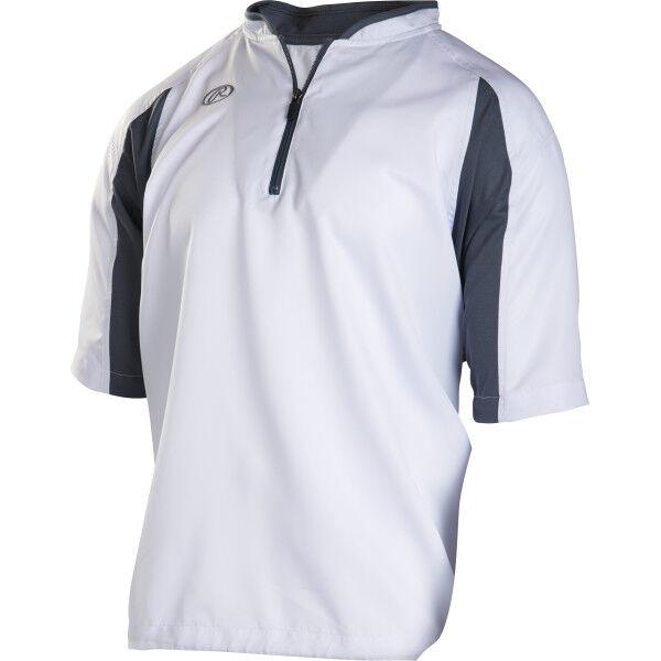 Youth Short Sleeve Jacket White