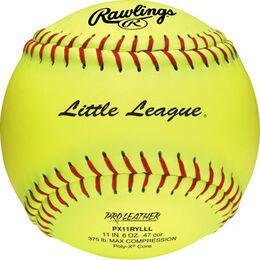 """Little League Official 11"""" Softballs"""