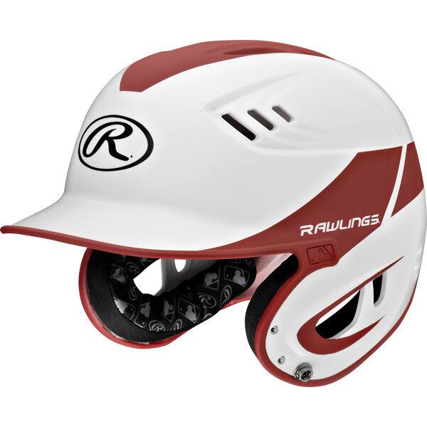 Velo Senior Batting Helmet Cardinal