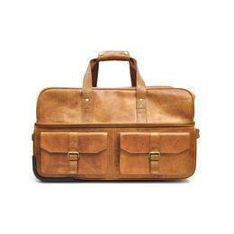 Rugged Wheeled Duffle Bag