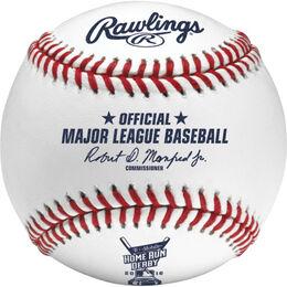 MLB 2016 Home Run Derby Baseballs