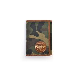 Camo Tri-Fold Wallet