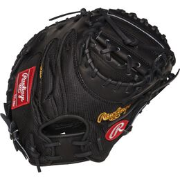 Heart of the Hide Yadier Molina 34 in Game Day Catcher Mitt