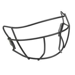 R16 Junior Batting Helmet Facemask Black