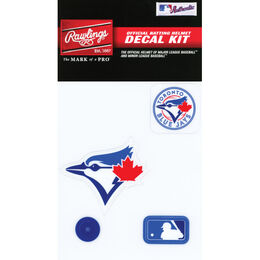 MLB Toronto Blue Jays Decal Kit