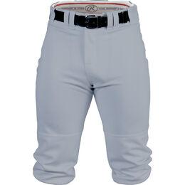 Adult Premium Knee High Baseball Pant