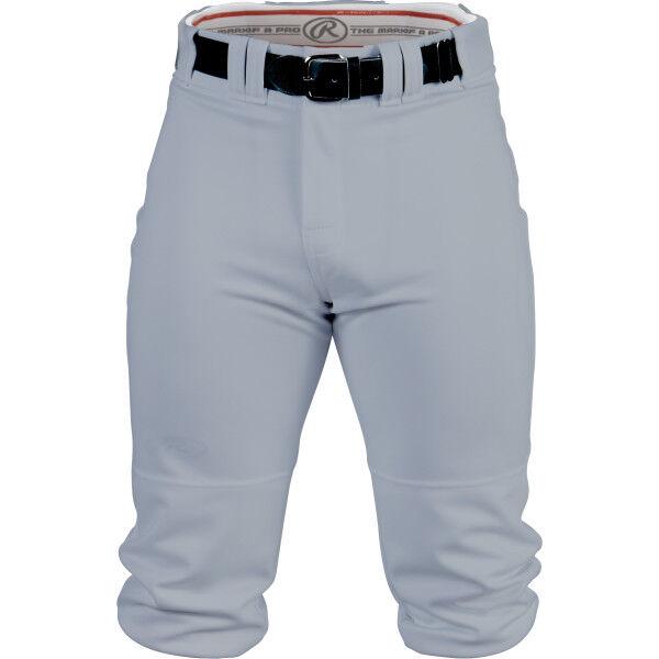 Adult Premium Knee High Pant Blue Gray
