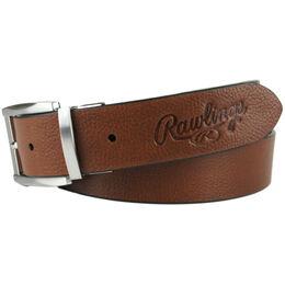 Reversible Tan, Black Leather Belt