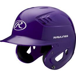 Coolflo High School/College Batting Helmet Purple