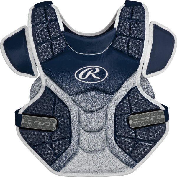 Velo Adult Softball Chest Protector Navy