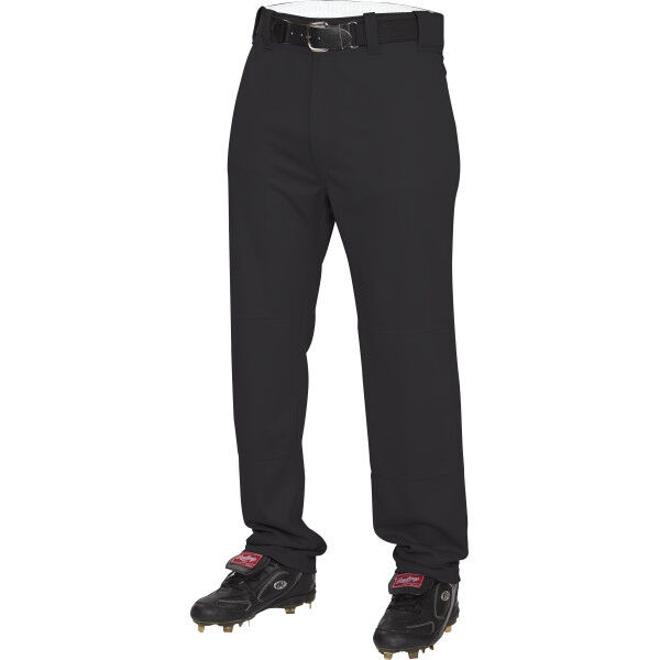 Youth Semi-Relaxed Pant Black