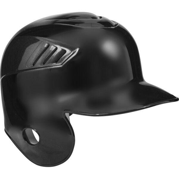 Coolflo Single Flap Batting Helmet Black