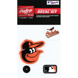 MLB Baltimore Orioles Decal Kit