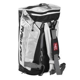 Hybrid Backpack/Duffel Players Bag White