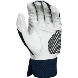 Adult Compression Strap Workhorse Batting Glove Navy