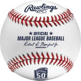 MLB 2015 Houston Astros Anniversary Baseball