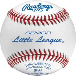 Little League Senior Baseballs - Competition Grade