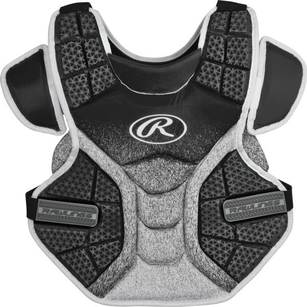 Velo Adult Softball Chest Protector Black