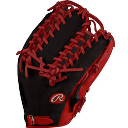 Mike Trout Black Custom Glove