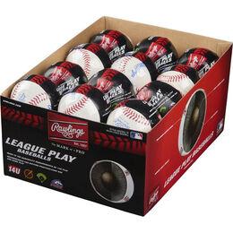 24 Pack Pony League 14U League Play Baseballs