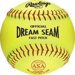 "ASA NFHS Official 12"" Softballs"