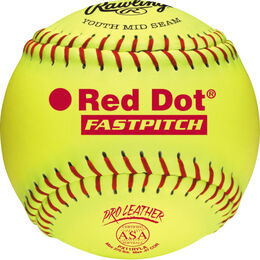 "ASA NFHS Official 11"" Softballs"