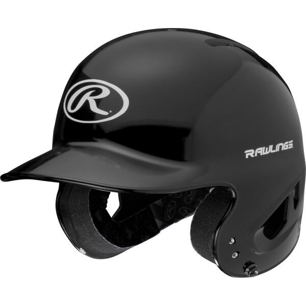 MLB Inspired T-Ball Batting Helmet Black