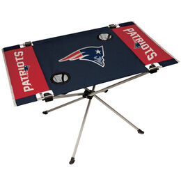 NFL New England Patroits Endzone Table