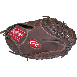 Player Preferred 33 in Catchers Mitt