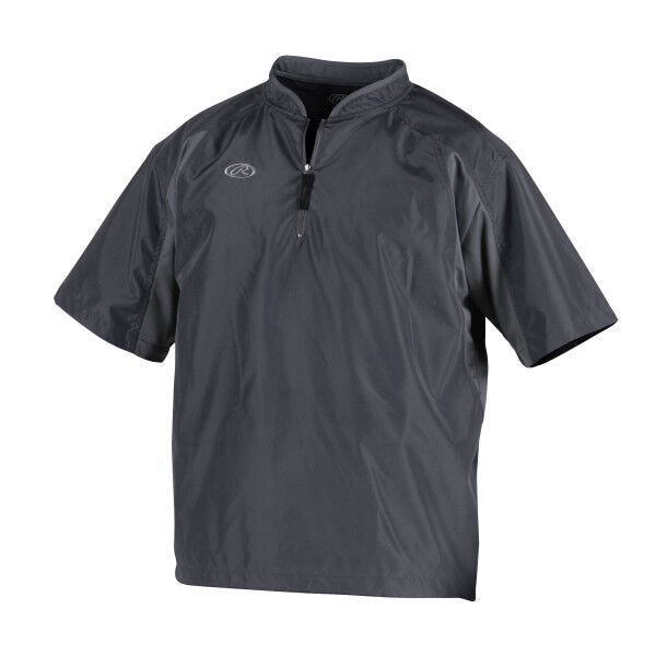 Youth Short Sleeve Jacket Gray