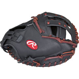 Gamer 33 in Catchers Mitt