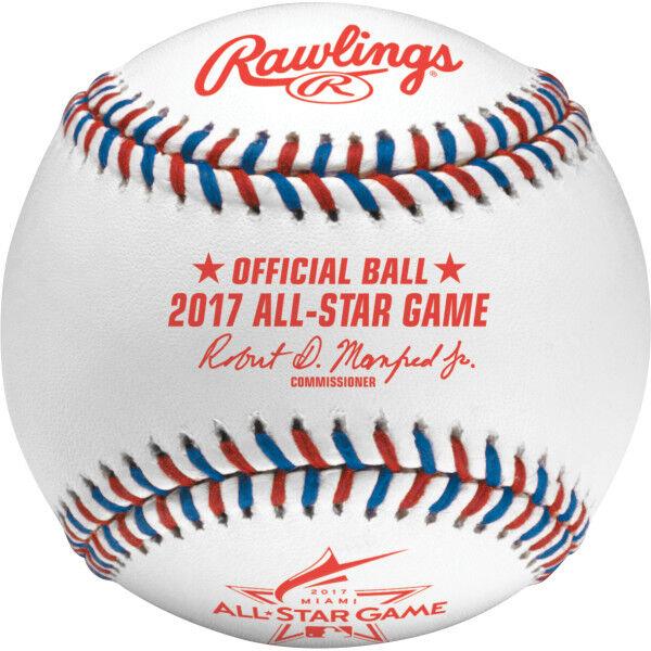 MLB 2017 All-Star Baseballs