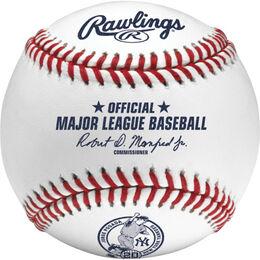 MLB 2012 Jorge Posada Retirement Baseball