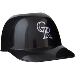 MLB Colorado Rockies Snack Size Helmets